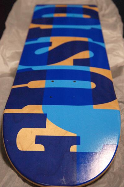 fusion skateboard deck