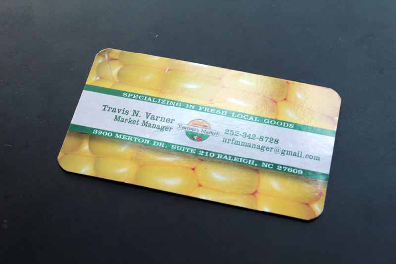 farmers market business card 055