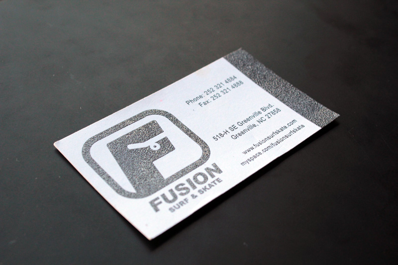 fusion business card 040